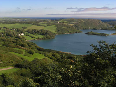 Irland Lough Hyne