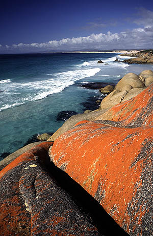 Tasmanien Bay of Fires
