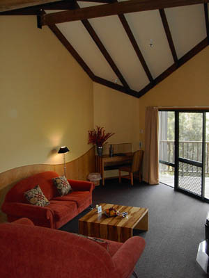 Tasmanien Lemonthyme Lodge