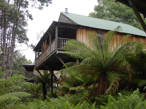 Tasmanien Lemonthyme Lodge 2