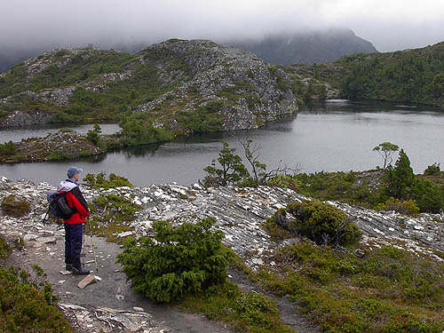 Tasmanien Nationalpark Cradle Mountain