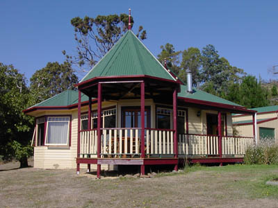 Tasmanien Pomona B+B and Spa Cottages